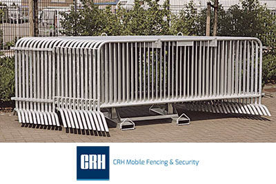 CRH Mobile Fencing & Security