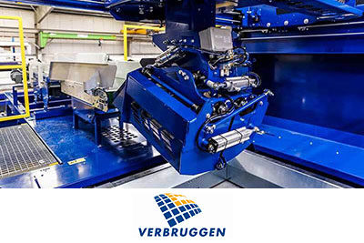 Verbruggen Palletizing Solutions