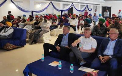 NAFTC India November 2018